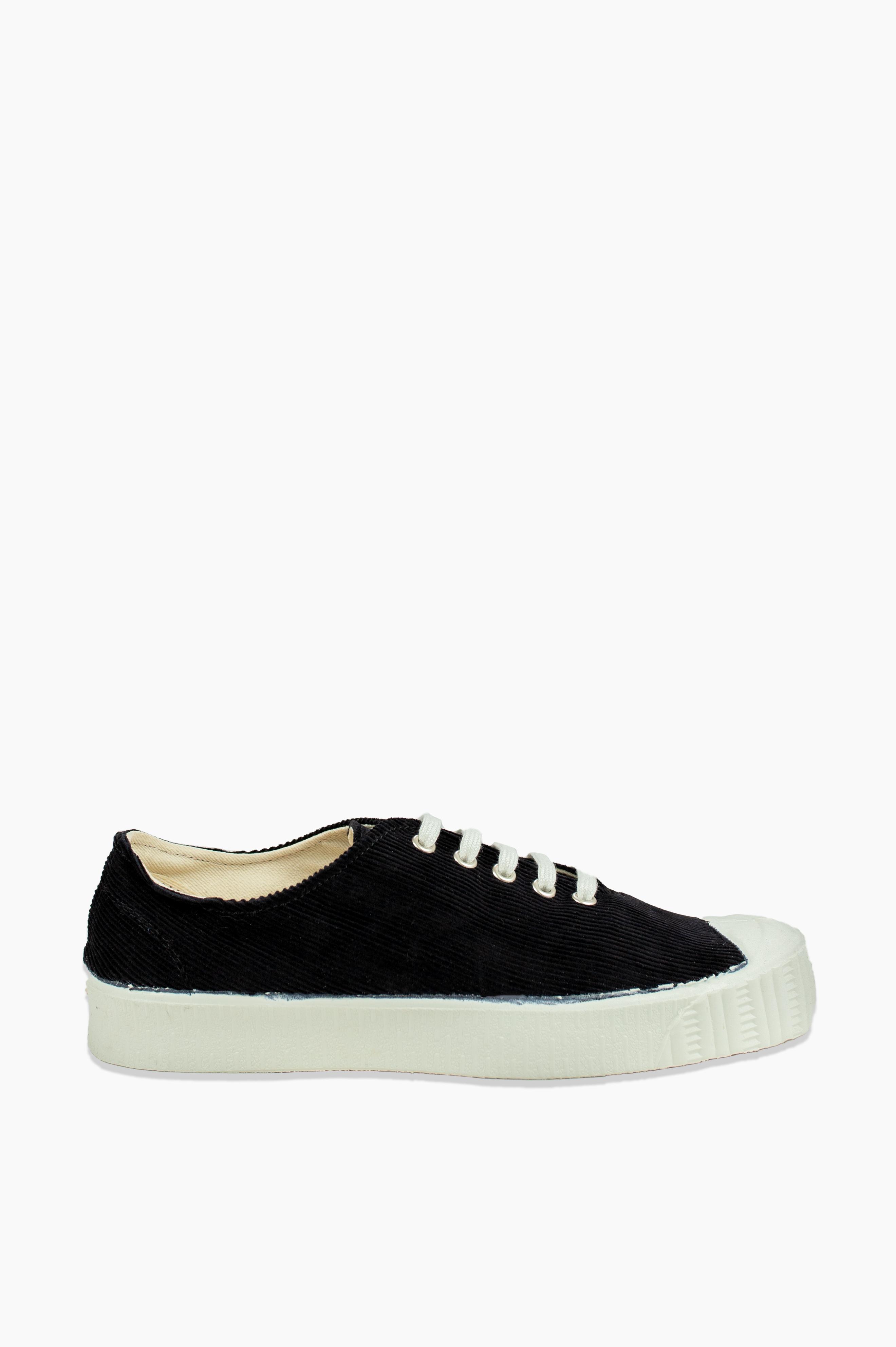 x Spalwart Special V Low Corduroy Sneaker Black
