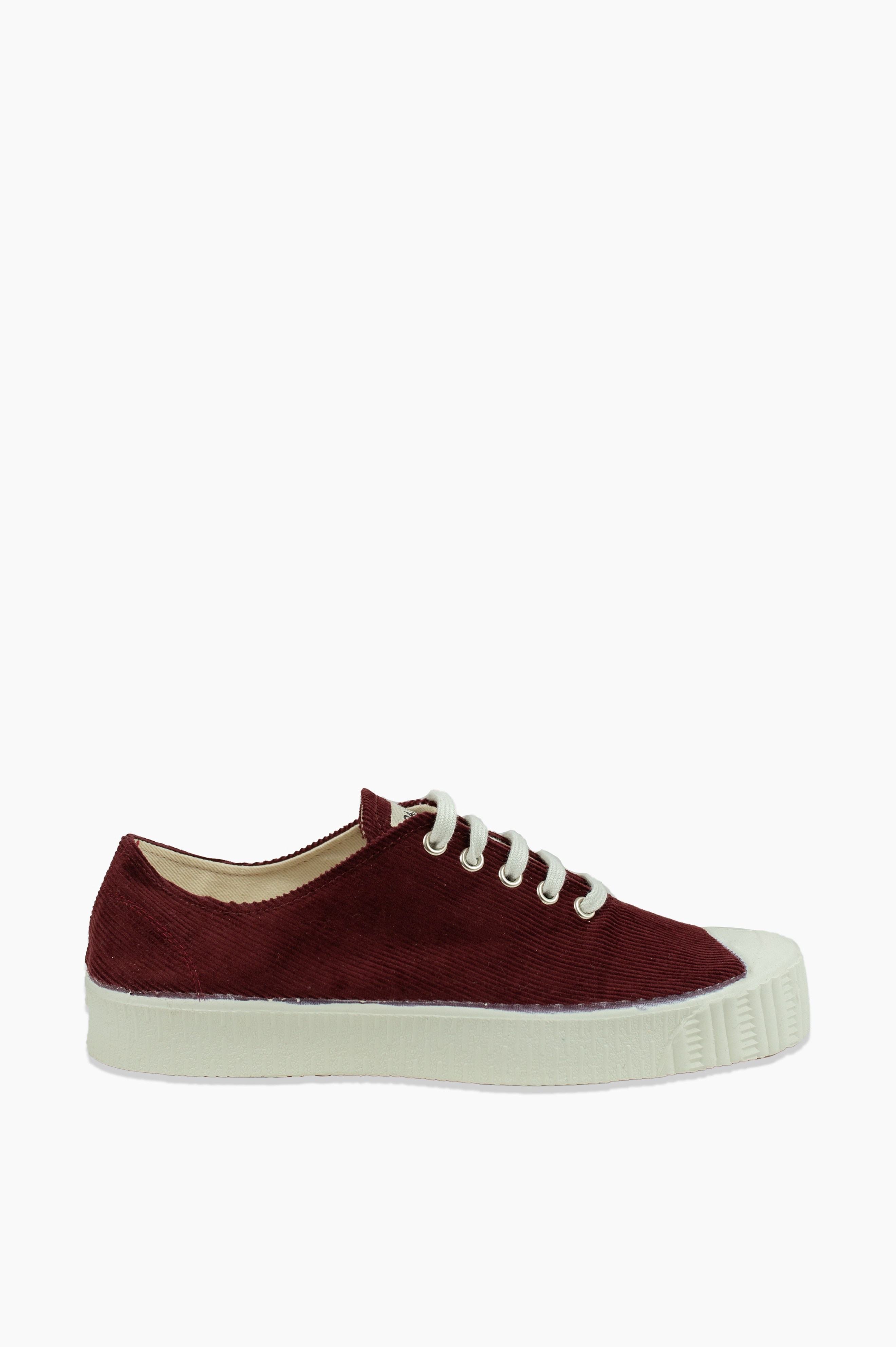 x Spalwart Special V Low Corduroy Sneaker Burgundy