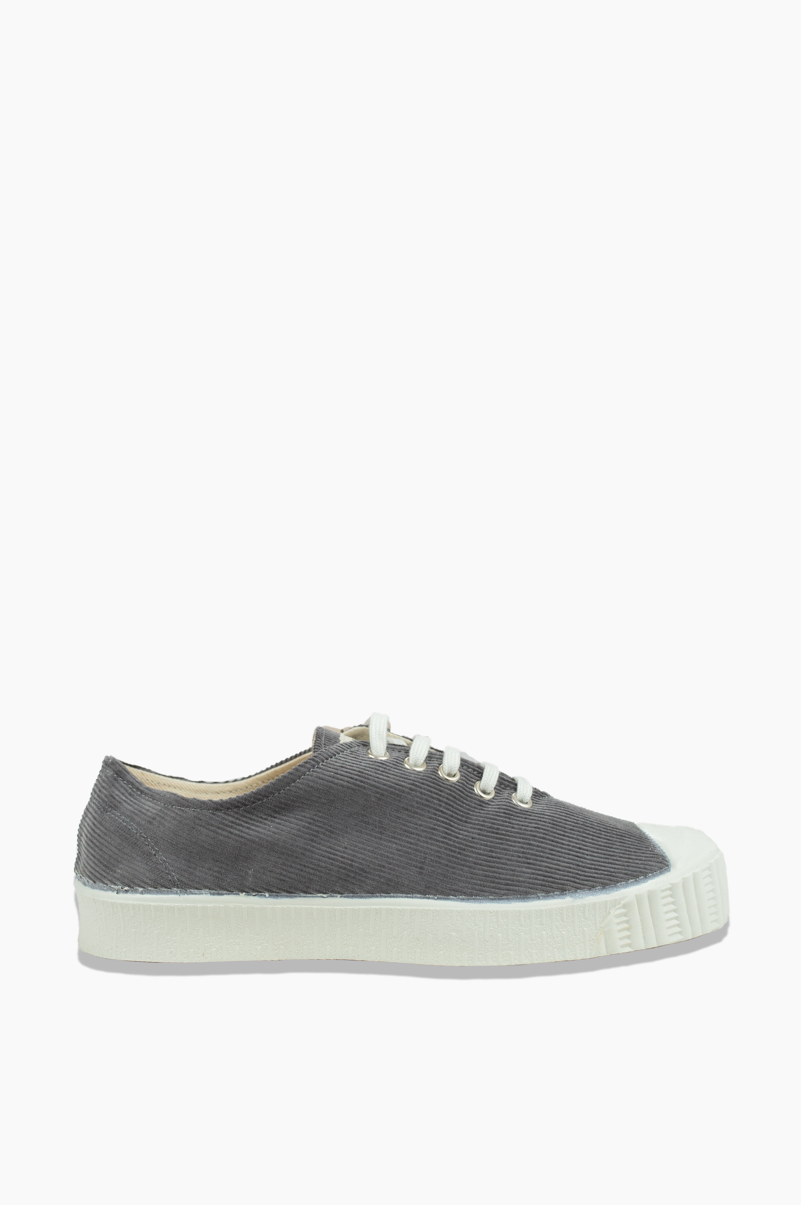 x Spalwart Special V Low Corduroy Sneaker Grey