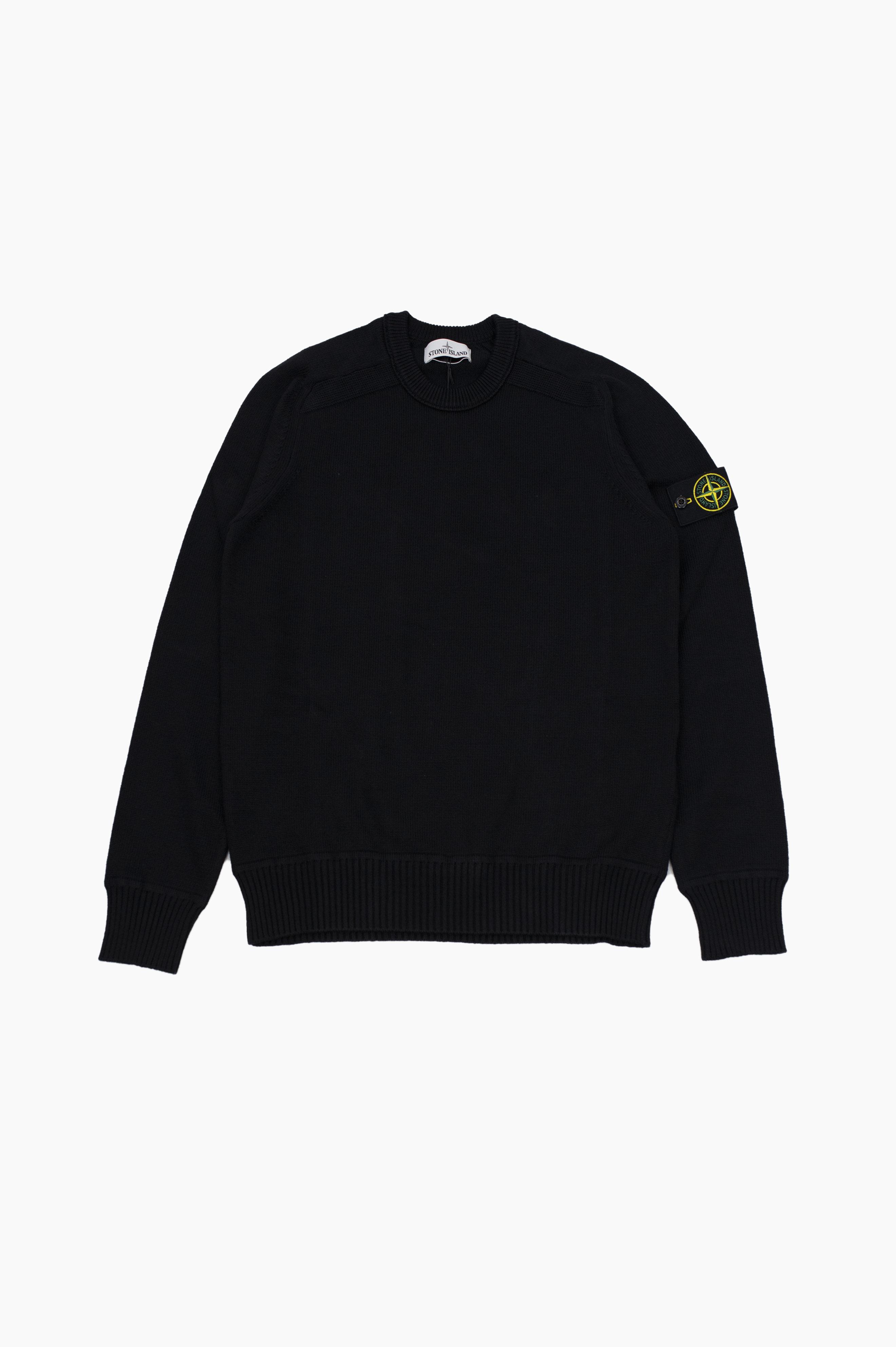 Cotton Jumper Black