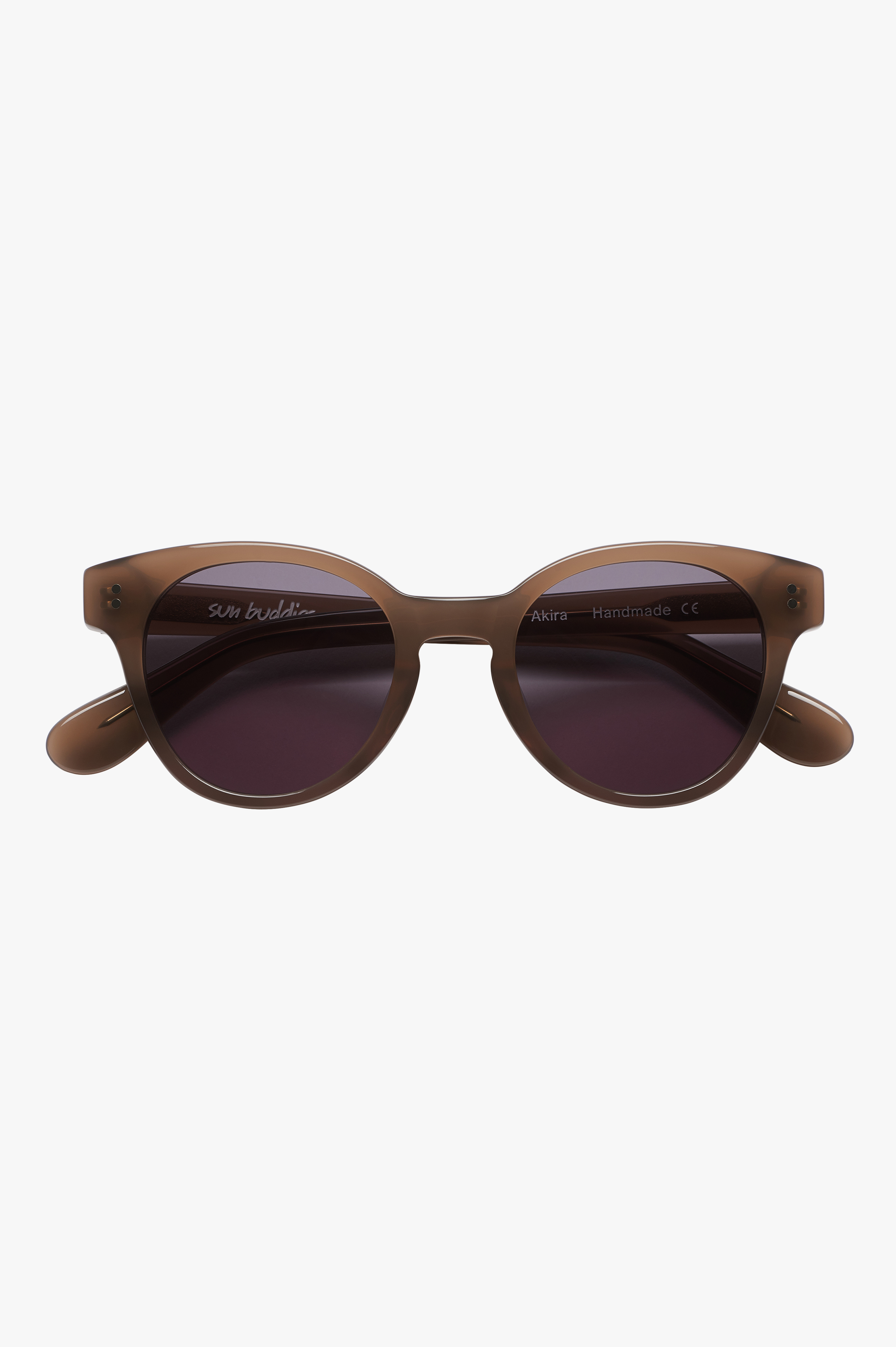 Akira Sunglasses Ash Grey