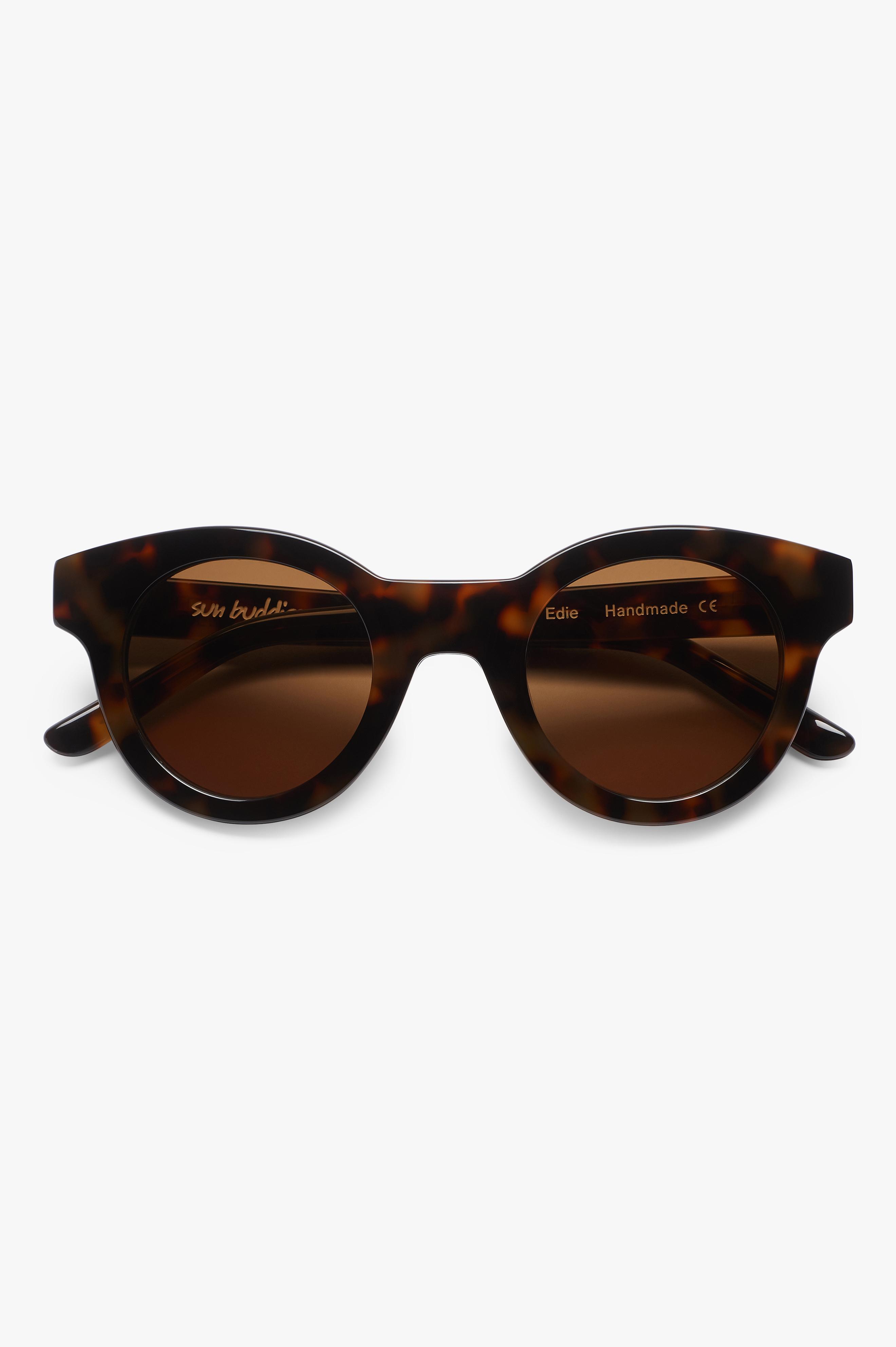 Edie Sunglasses Tortoise