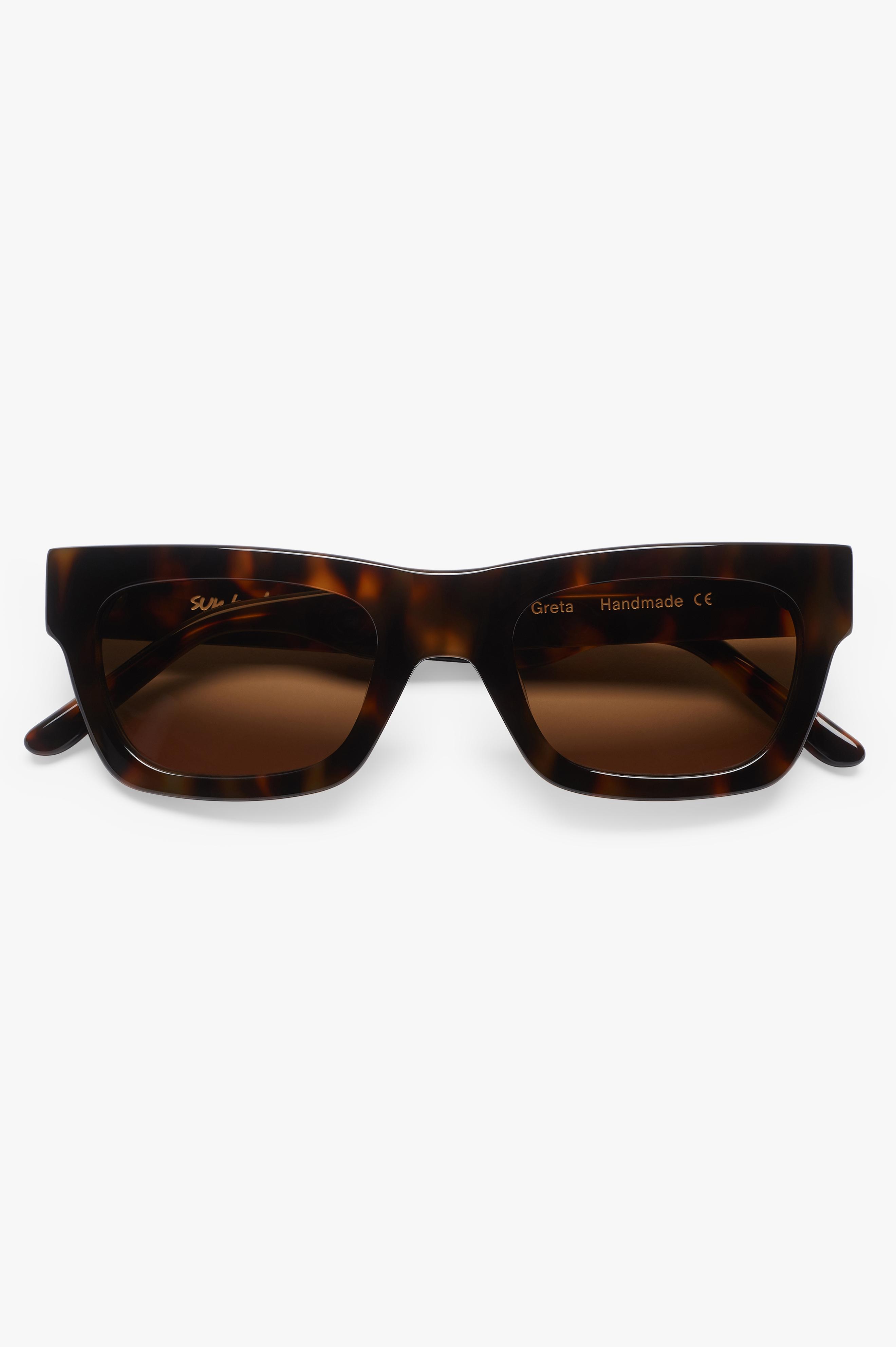 Greta Sunglasses Tortoise