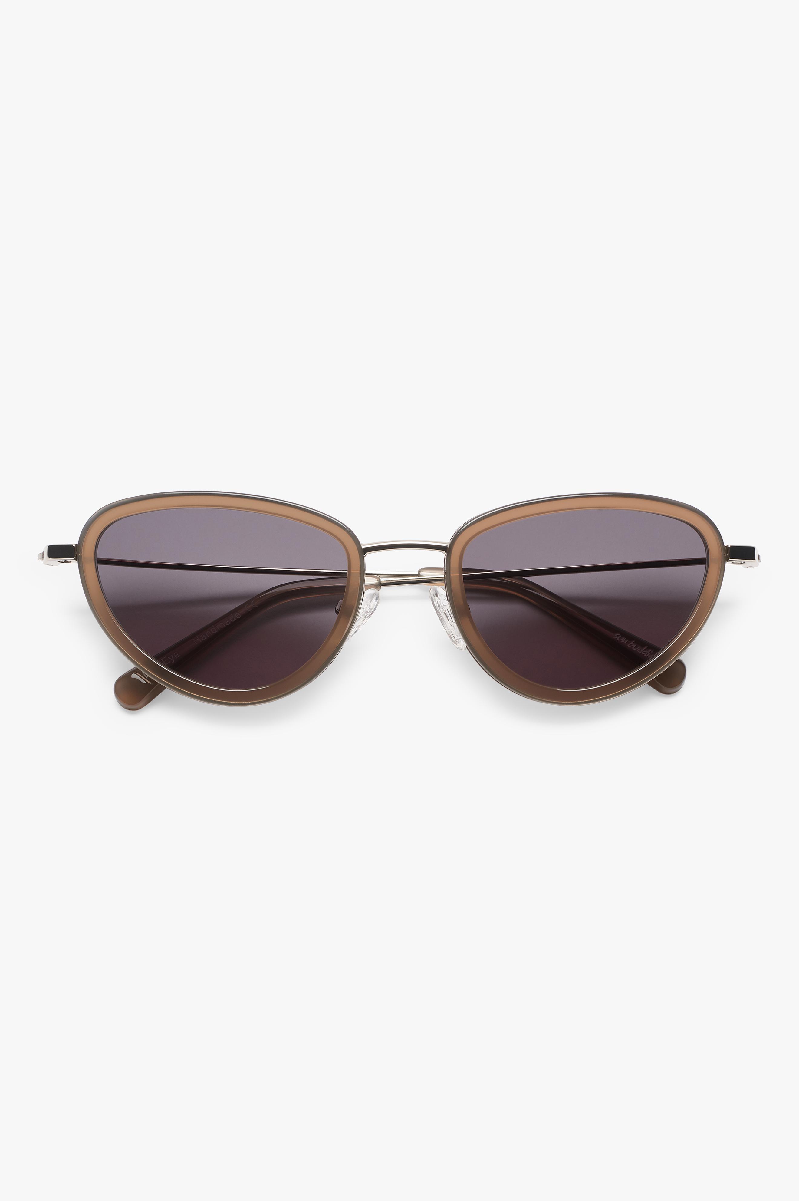 Left Eye Sunglasses Ash Grey