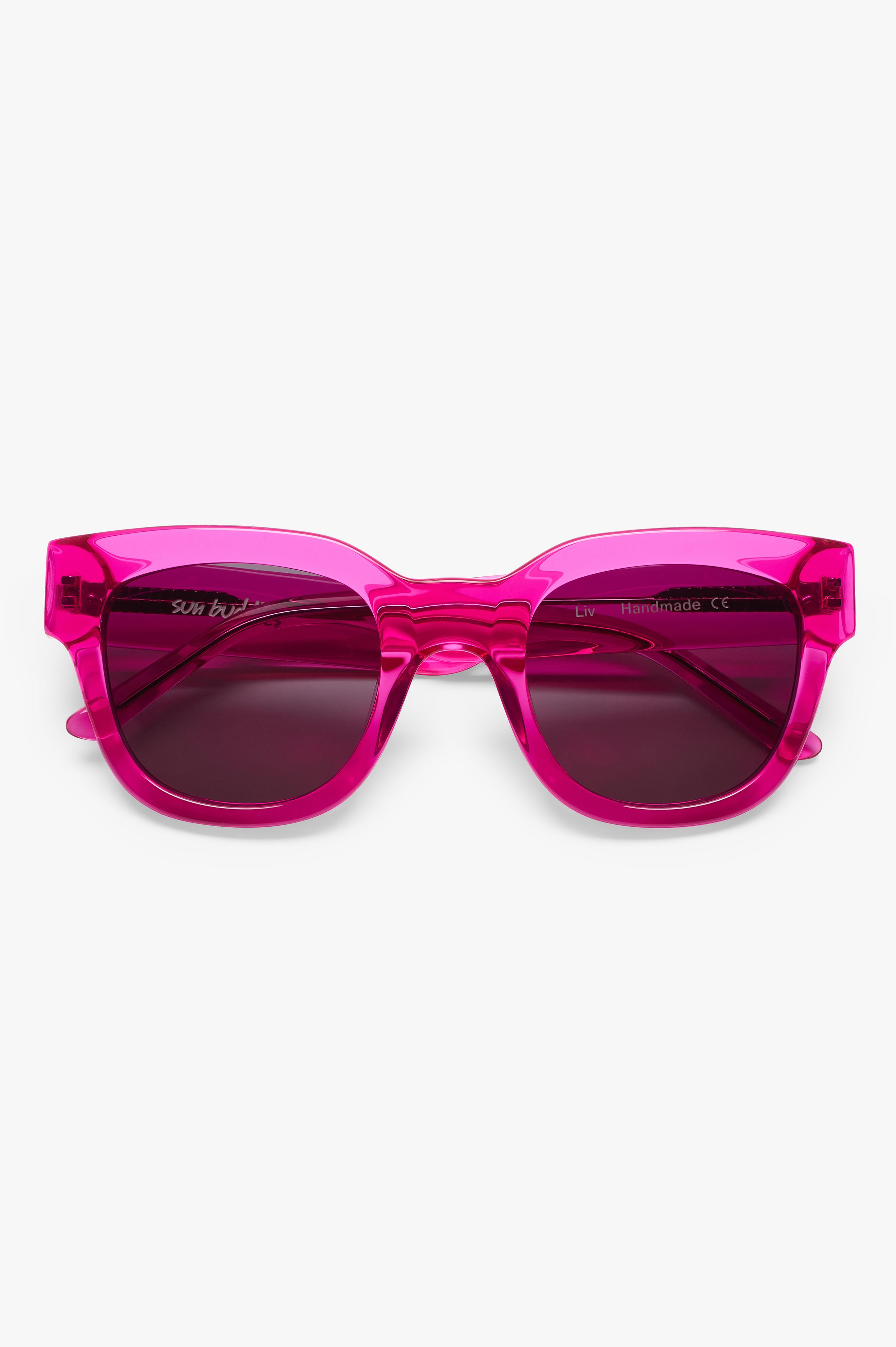 Liv Sunglasses Pink Sapphire