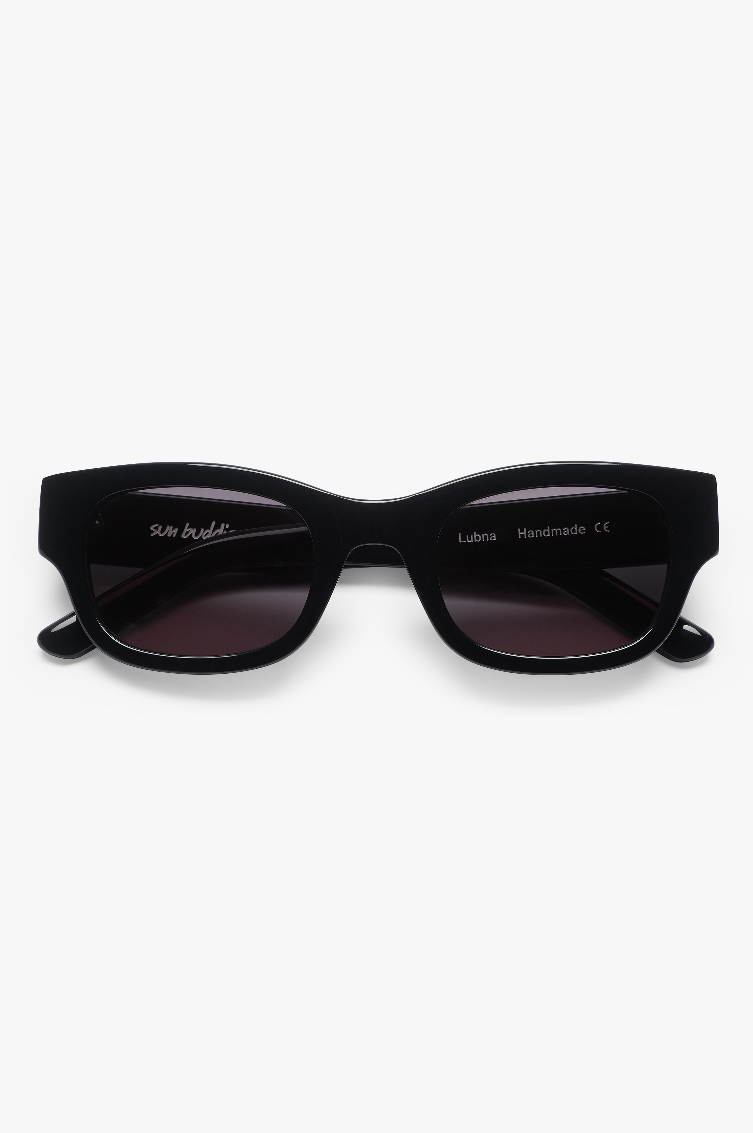 Lubna Sunglasses Black