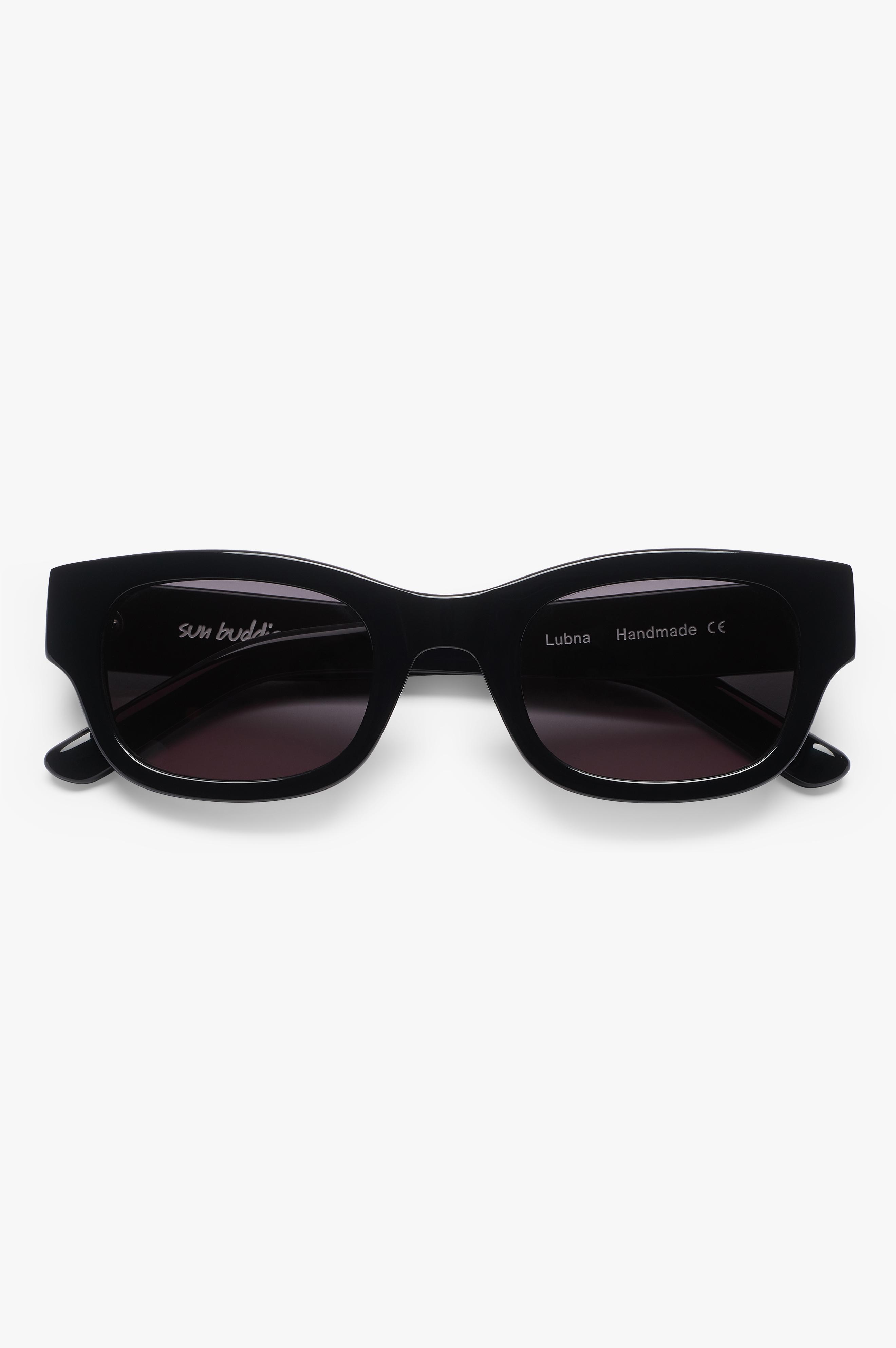 Lubna Sunglasses Black