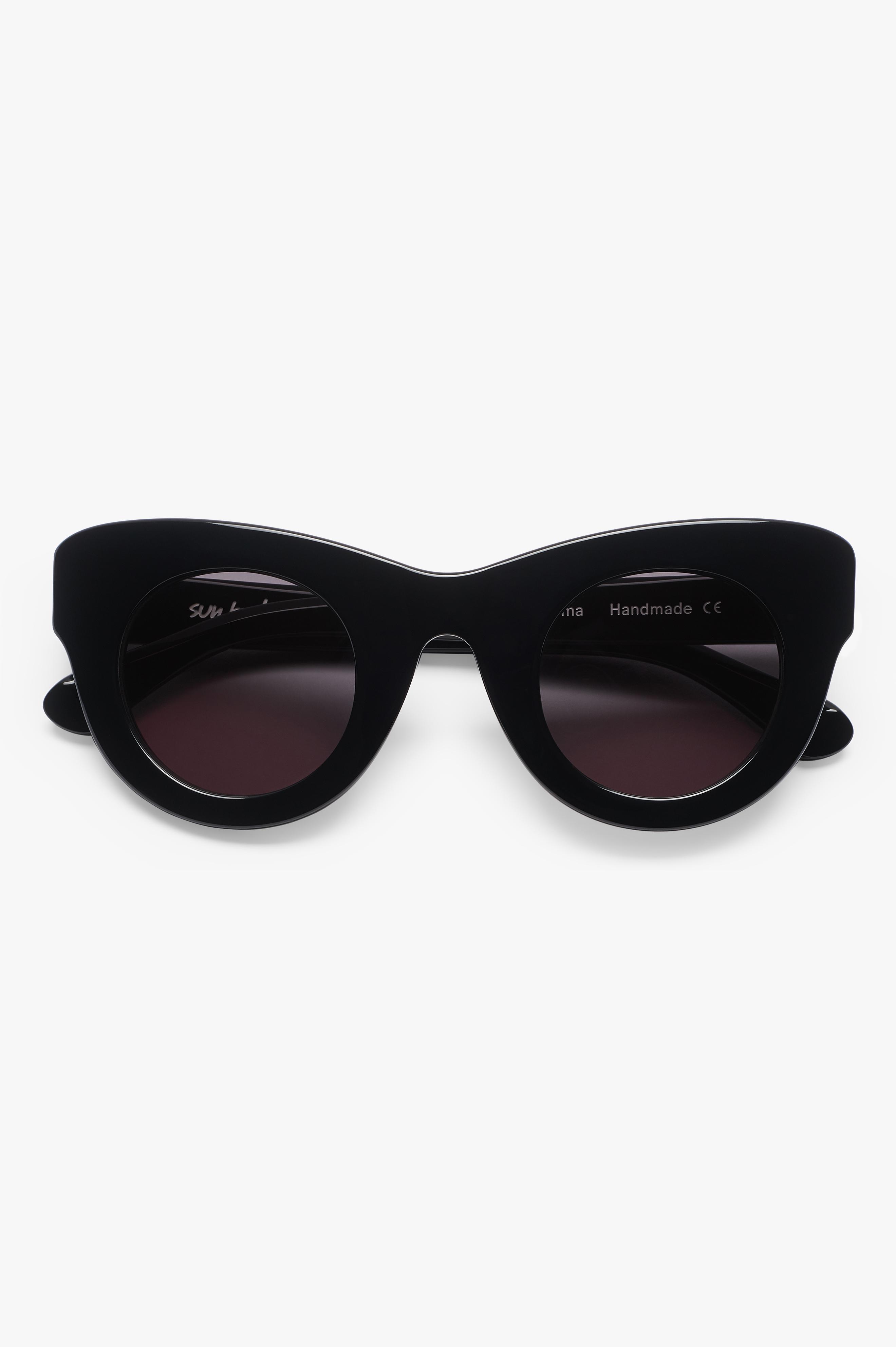 Uma Sunglasses Black