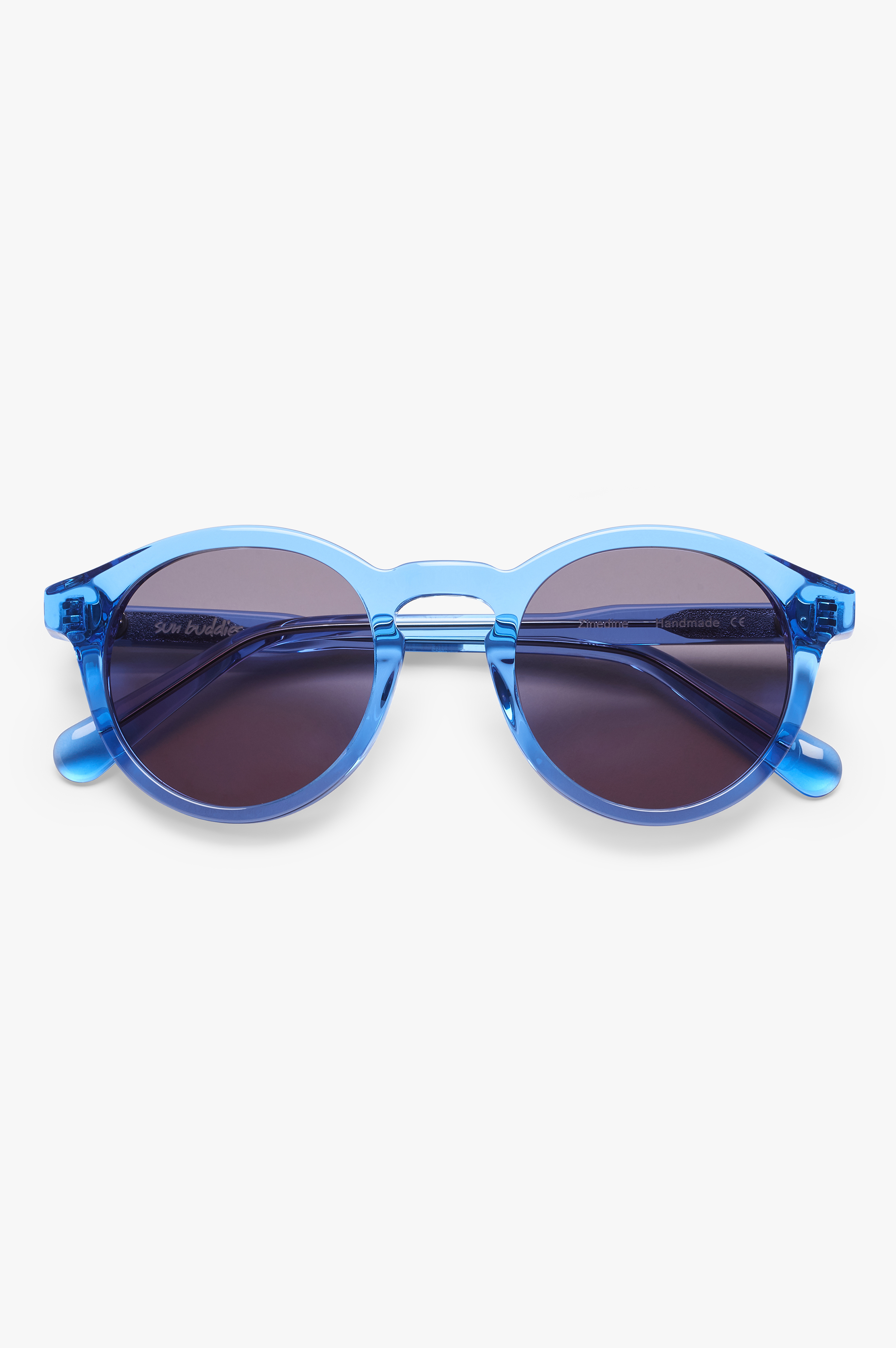 Zinedine Sunglasses Blue Sky