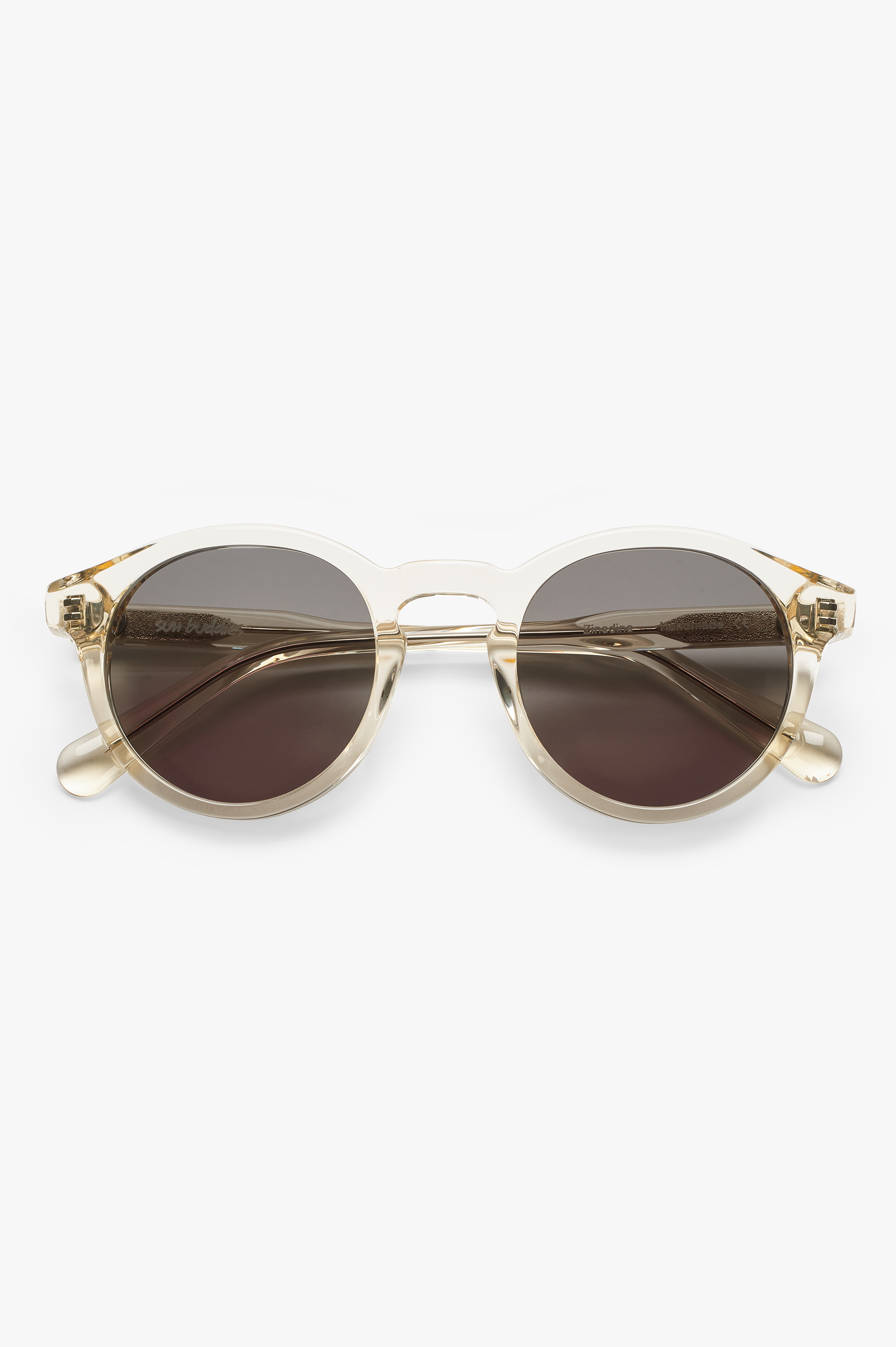 Zinedine Sunglasses Melted Butter