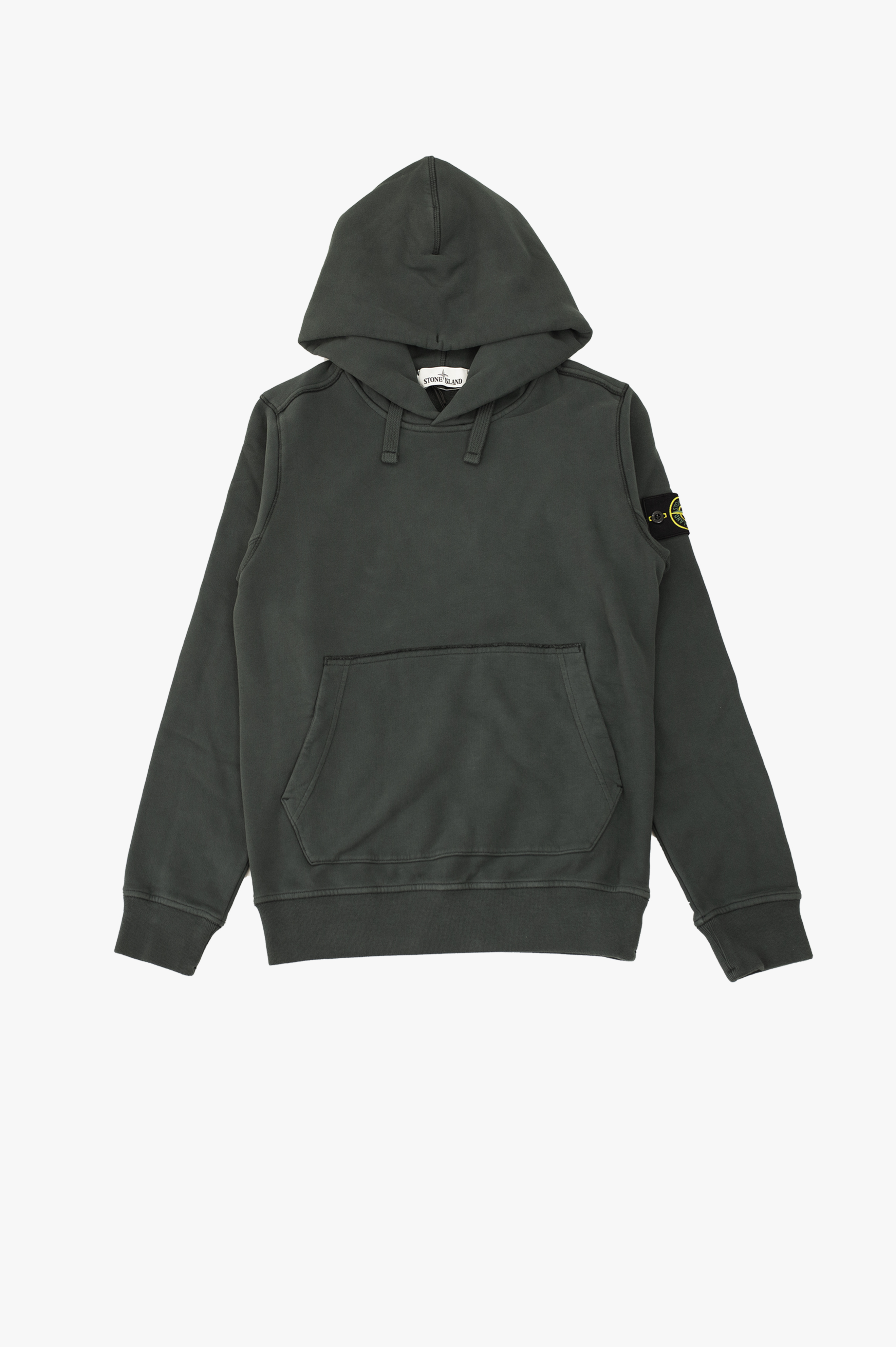 Hooded Sweatshirt Dark Green