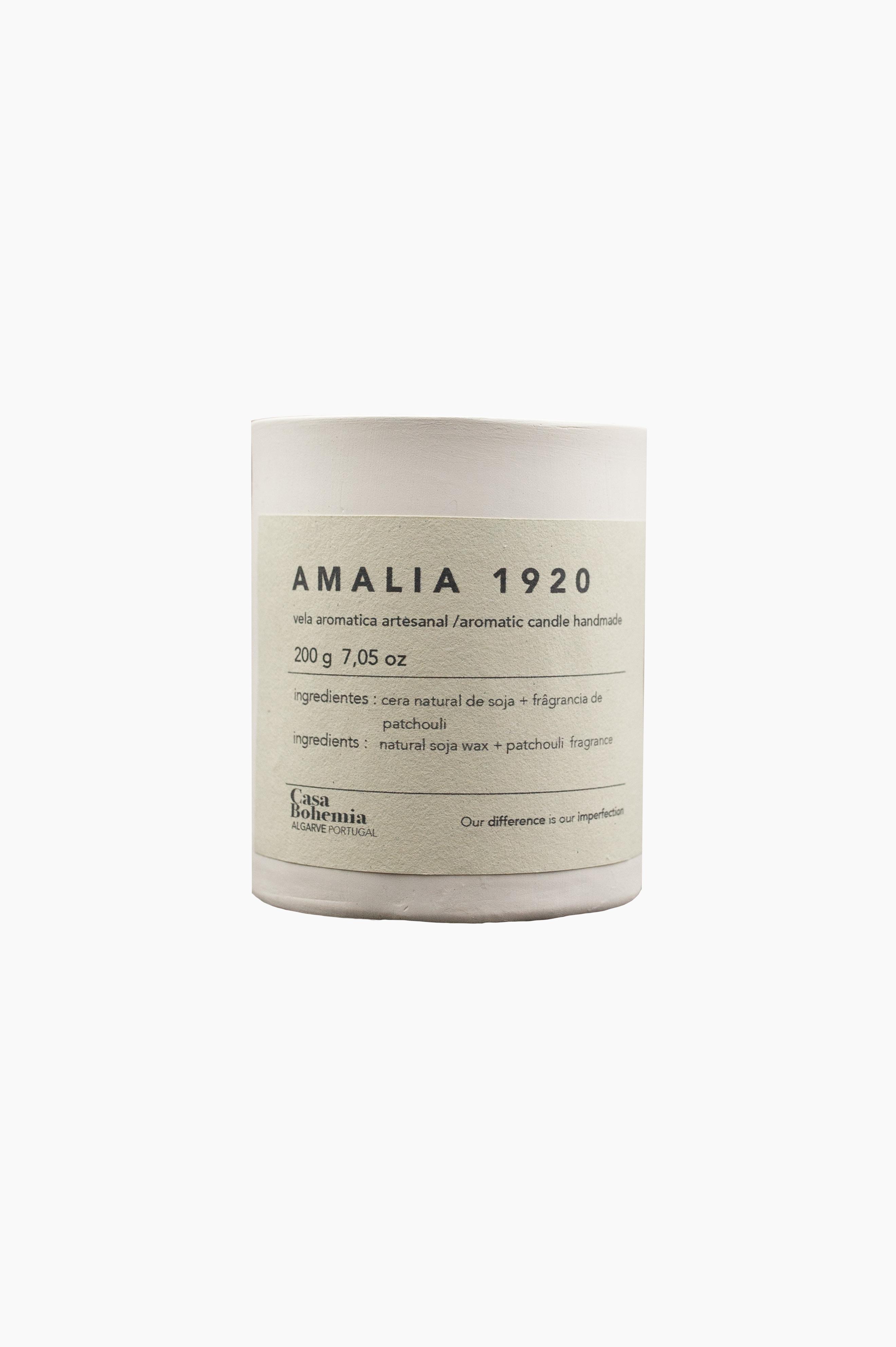 Amalia 1920 Candle (200grs)