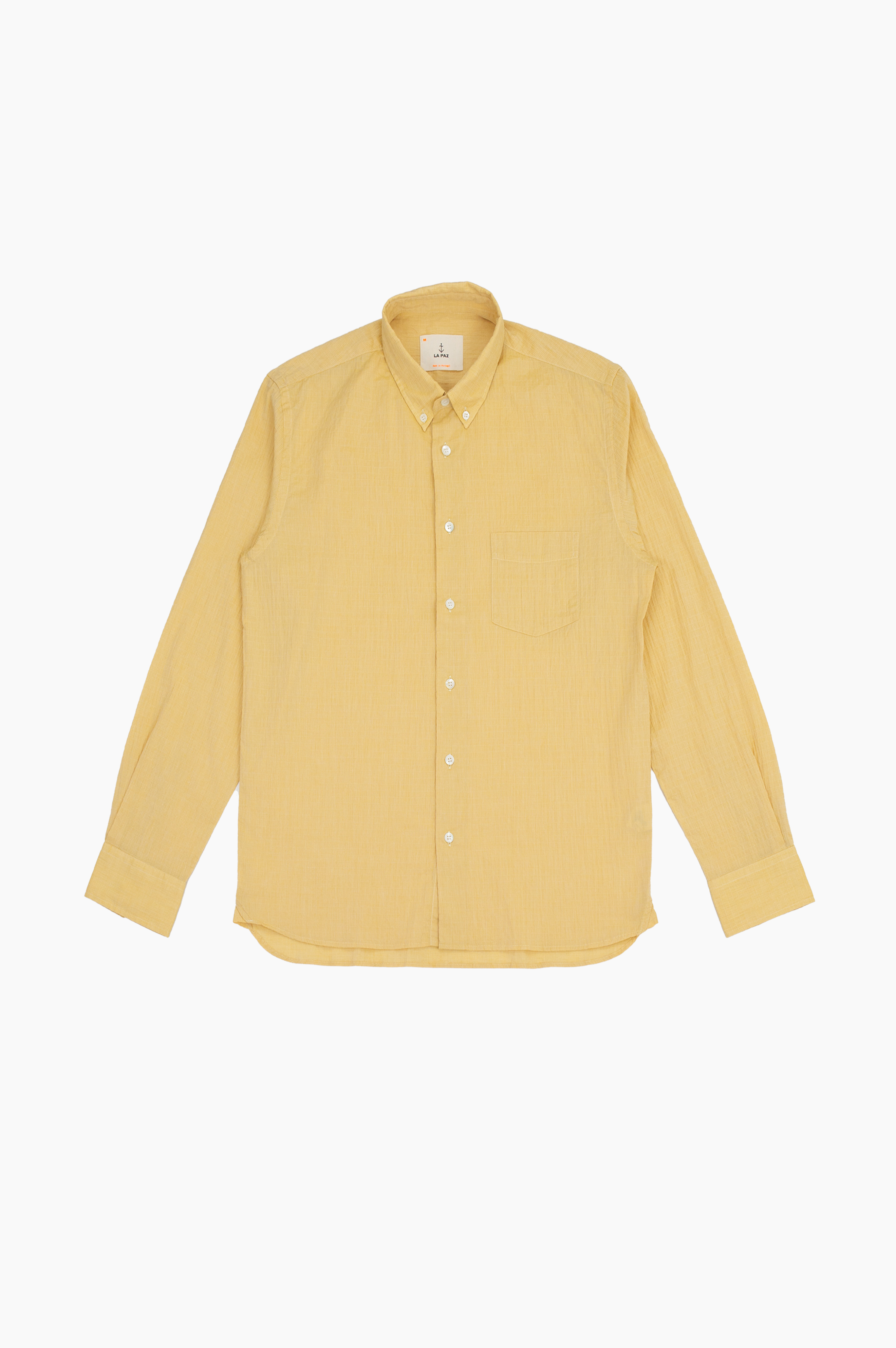 Branco Shirt Yellow