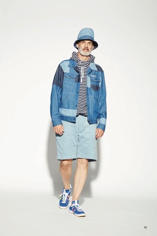 <p>Engineered Garments</p>